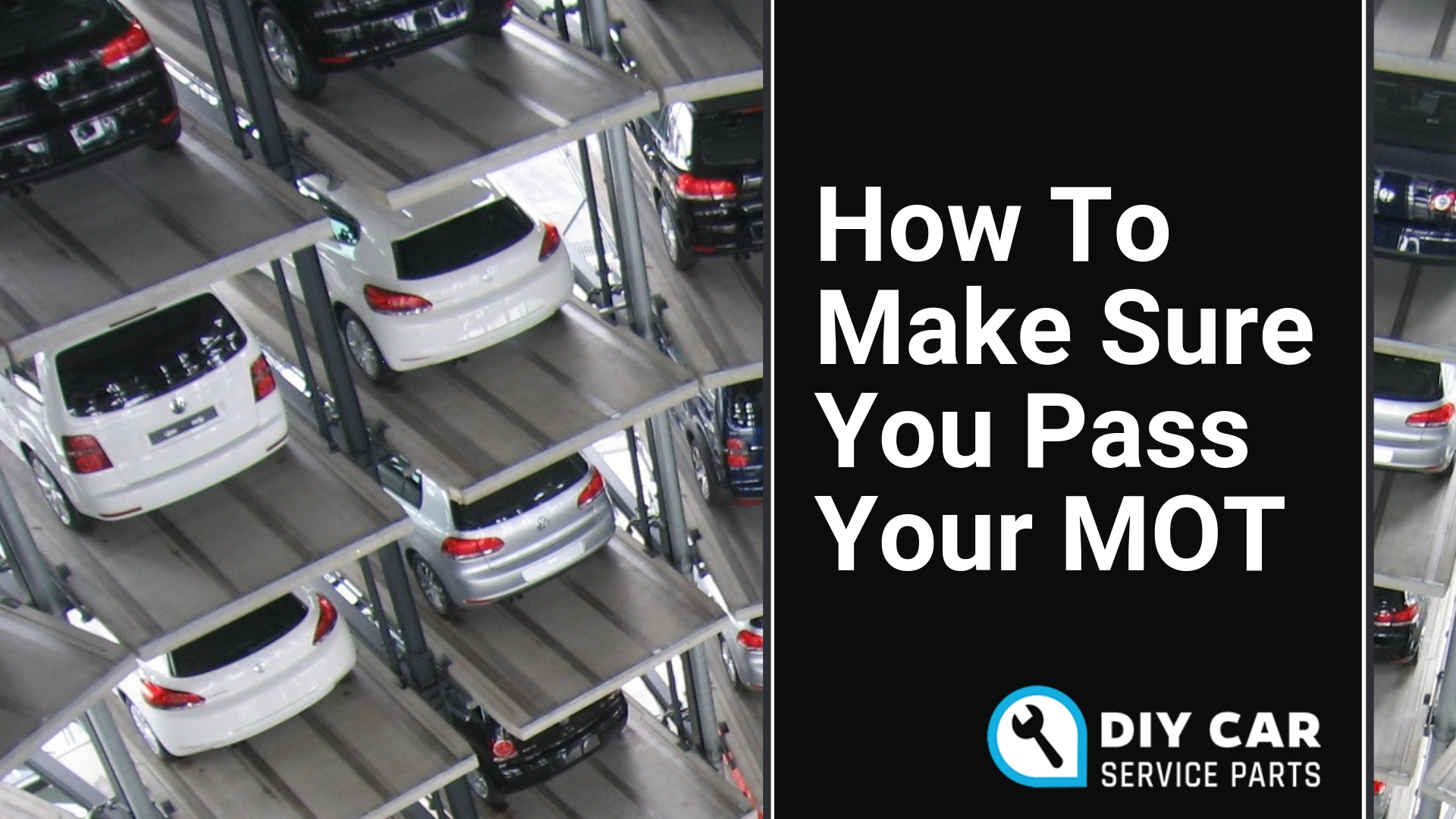How To Make Sure You Pass Your MOT | Tips To Avoid Failing Your MOT | DIY Car Service Parts | Middlewich