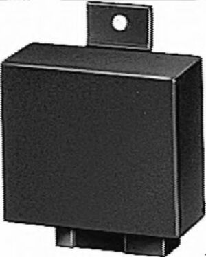 Relay, wipe-/wash interval with holder 5WG002450-291 24v Electronics by Hella