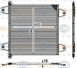 Air Conditioning 8FC351029-091 by BEHR