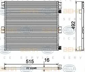 Air Conditioning 8FC351029-351 by BEHR