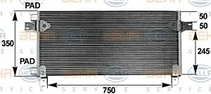 Air Conditioning 8FC351300-121 by BEHR