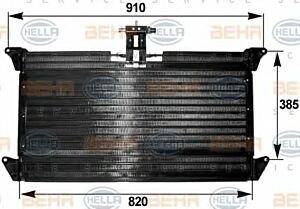Air Conditioning 8FC351300-181 by BEHR