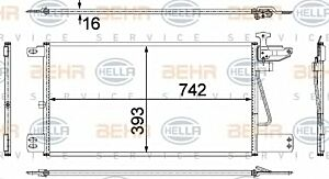 Air Conditioning 8FC351307-721 by BEHR