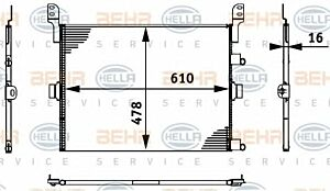 Air Conditioning 8FC351317-661 by BEHR