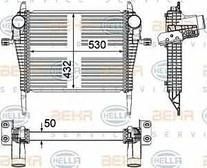 Air Conditioning 8ML376714-261 by BEHR