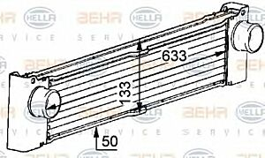 Air Conditioning 8ML376723-521 by BEHR