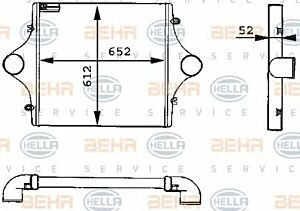 Air Conditioning 8ML376723-761 by BEHR