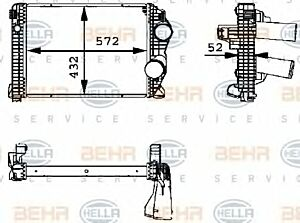 Air Conditioning 8ML376723-791 by BEHR