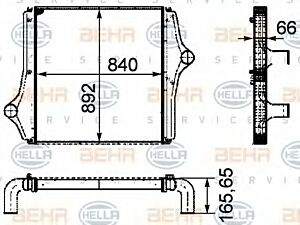 Air Conditioning 8ML376724-431 by BEHR