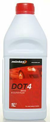 Mintex Dot 4 Brake Fluid 1 LTR MBF4-1000B