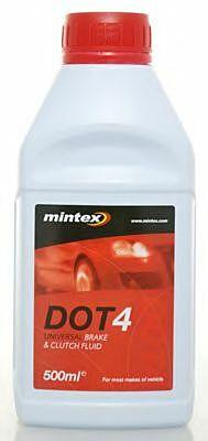 Mintex Dot 4 Brake Fluid 500ML MBF4-0500B