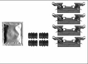 Mintex MBA0002 disc Brake Pads Fit Kits