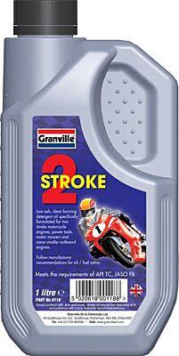 2 Stroke - Mineral - 1 Litre 0118A GRANVILLE