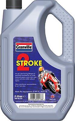 2 Stroke - Mineral - 500ml 0120A GRANVILLE
