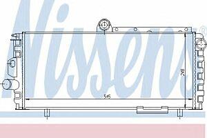 60010 Nissens Radiator Thermal engine cooling
