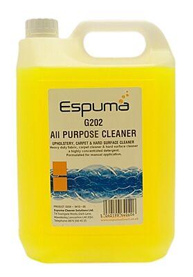 G202 All Purpose Cleaner - 5 Litre 0413-05 ESPUMA