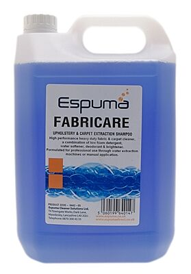 Fabricare Upholstery Cleaner - 5 Litre 0442-05 ESPUMA