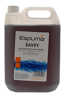 Tyre Dressing - Savvy Standard - 5 Litre 0708-05 ESPUMA