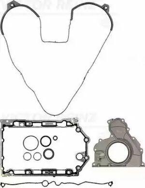 Crank case Gasket Set with crankshaft seal 08-38527-03 by Victor Reinz