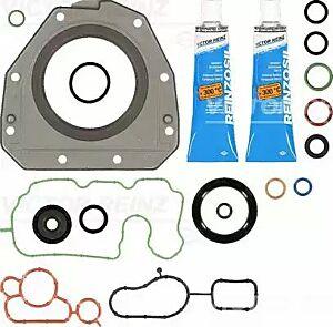 Crank case Gasket Set with crankshaft seal 08-39129-02 by Victor Reinz