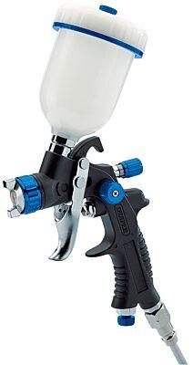 Draper 100ml Gravity Feed HVLP Composite Body Air Spray Gun   9709