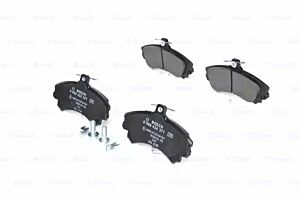 Bosch 0986424371 BP182 Brake Pad Set Disc Brake Front Axle
