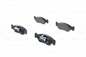 Bosch 0986424416 BP206 Brake Pad Set Disc Brake Front Axle