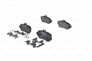 Bosch 0986424469 BP238 Brake Pad Set Disc Brake Front Axle