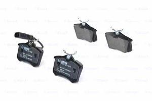 Bosch 0986424559 BP307 Brake Pad Set Disc Brake Rear Axle