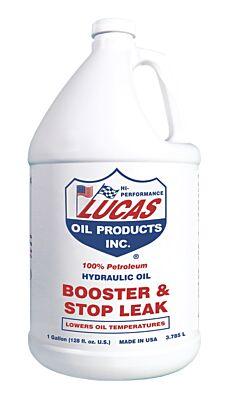 Hydraulic Oil Booster & Stop Leak 3.79 litres 10018B LUCAS OIL