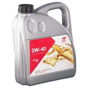 Engine Oil SAE 0W-40 101141 - 4L by Febi Bilstein