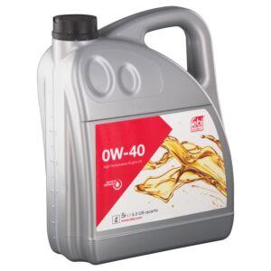 Engine Oil SAE 0W-40 101142 - 5L by Febi Bilstein