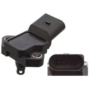Boost-Pressure Sensor 105744 by Febi Bilstein