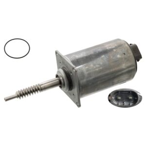 Adjustment Motor for balancer shaft, with gasket 105893 by Febi Bilstein