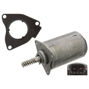 Adjustment Motor for balancer shaft, with gasket 105916 by Febi Bilstein