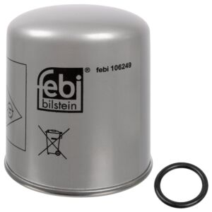 Air Dryer Cartridge (With O-Ring And Oil Seperator 106249 by Febi Bilstein