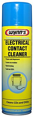 Electric Contact Cleaner - 500ml 10679 WYNNS