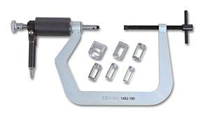 Beta Tools 1452PN/K Pneumatic Valve Spring Compressor with Adaptors | 014520110