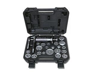 Beta Tools 1471M/C22 Pneumatic Brake Piston Wind Back Kit with Adaptors