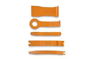 Beta Tools 1479N/S5 5pc Nylon Trim Removal Kit | 014790251