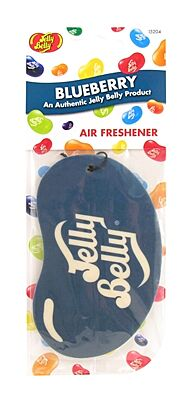 Blueberry - 2D Air Freshener  15204 JELLY BELLY