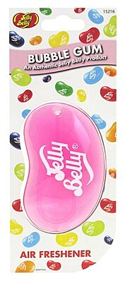 Juicy Bubblegum - 3D Air Freshener 15216 JELLY BELLY