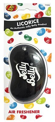 Licorice - 3D Air Freshener JELLY BELLY 15262NB