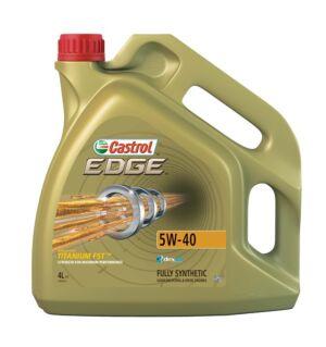 Edge 5W-40 - 4 Litre 1535F3 CASTROL