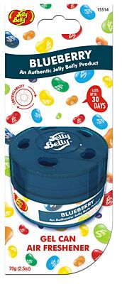 Blueberry - Gel Can Air Freshener JELLY BELLY 15514A