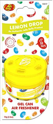 Lemon Drop - Gel Can Air Freshener JELLY BELLY 15517A