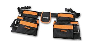 Beta Tool 2005PA/D Nylon Tool Belt with Pouches | 020050000