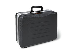Beta Tools 2028/VV Polypropylene Tool Carry Case  - 2 Panels - Lock - 020280010