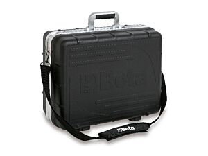 Beta Tools 2029VV Thick Polypropylene Aluminum Edged Empty Tool Case | 020290000