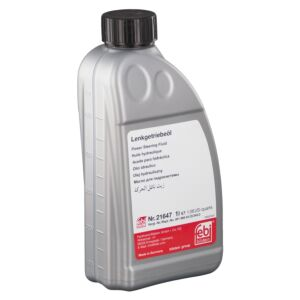Hydraulic Oil Fluid for Power Steering Gear 21647 - 1L by Febi Bilstein